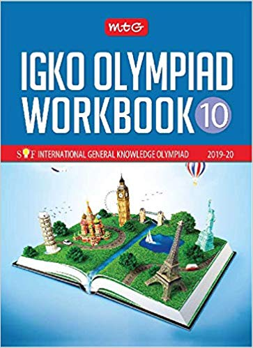 International General Knowledge Olympiad Work Book (IGKO)  - Class 10               (2019 - 2020) - bookmarshal.com