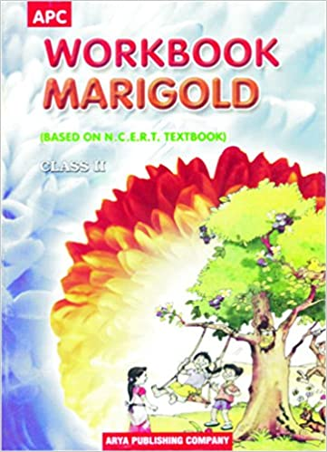APC - Marigold (English) - 2nd          WORKBOOK - 2020 (Based on NCERTs) - bookmarshal.com