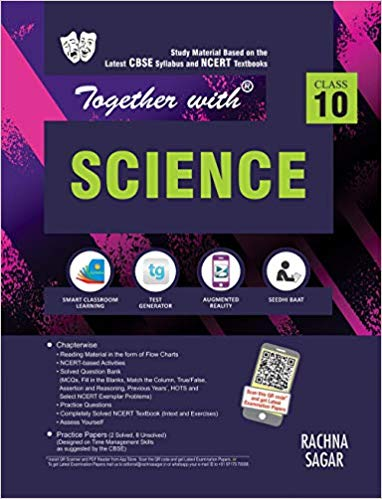 Together with  - SCIENCE study material -  10                  (2019 - 2020) - bookmarshal.com