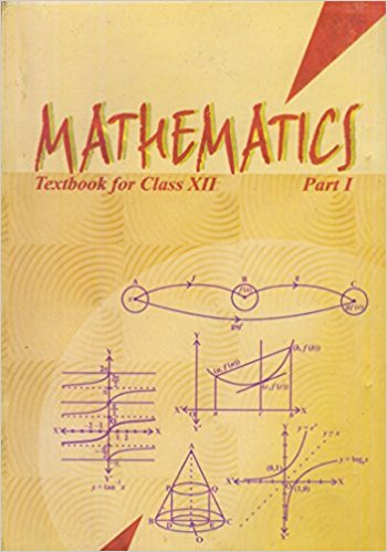 Mathematics Textbook Part - 1 for Class - 12          2020      CBSE - bookmarshal.com