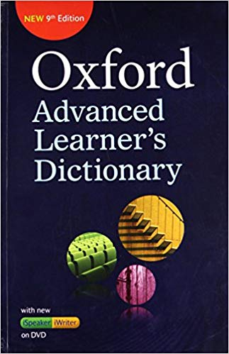 Oxford Advance Learners Dictionary with DVD - ROM - bookmarshal.com