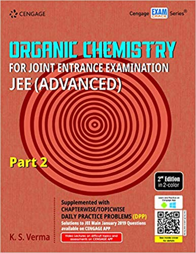 Organic Chemistry II - Chemistry for JEE (Advanced)               (2019 - 2020) - bookmarshal.com
