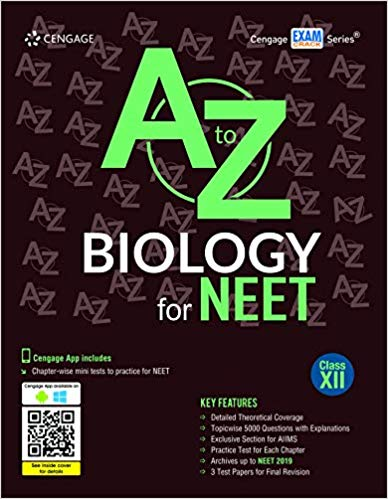 A to Z Biology for NEET:  Class 12          (2019 - 2020) - bookmarshal.com