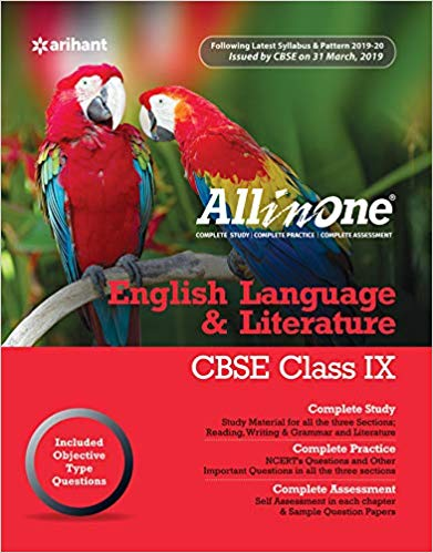All in One  - ENGLISH LANGUAGE & LITERATURE (BEEHIVE , MOMENTS) - 9                  (2019 - 2020) - bookmarshal.com