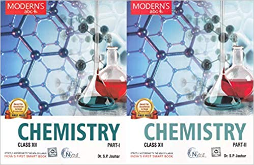 Chemistry - Modern's ABC (Vol. 1 & 2) for class - 12        (2020- 2021 Session)      CBSE - bookmarshal.com