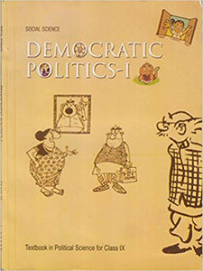 Democratic Politics Textbook in Political Science for Class - 9          2019      CBSE - bookmarshal.com