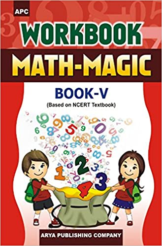 APC - Math-Magic (Maths) - 5th          WORKBOOK - 2020 (Based on NCERTs) - bookmarshal.com