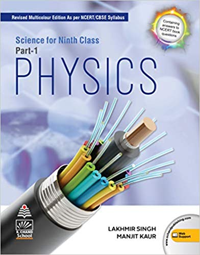 Science for Class 9 - Physics by Lakhmir Singh             (2020-2021 Examination) - bookmarshal.com