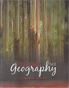 Practical Work in Geography - Textbook for Class - 12            2020      CBSE - bookmarshal.com