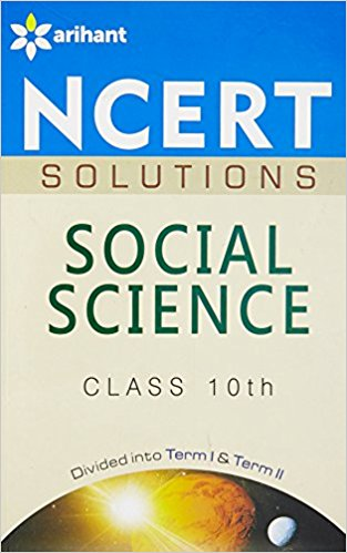 CBSE NCERT Solutions - SOCIAL SCIENCE for Class 10 for 2019 - 20 - bookmarshal.com