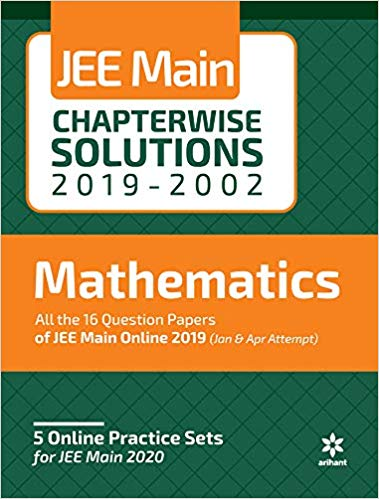 MATHEMATICS - 17 Years Chapterwise Solutions   JEE - MAIN   2020 - bookmarshal.com