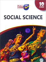 Full Marks -  SOCIAL SCIENCE  -  10           (2020 - 2021)   CBSE - bookmarshal.com