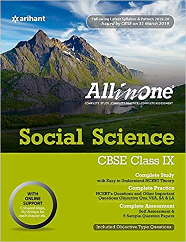 All in One  - SOCIAL SCIENCE - 9                  (2019 - 2020) - bookmarshal.com