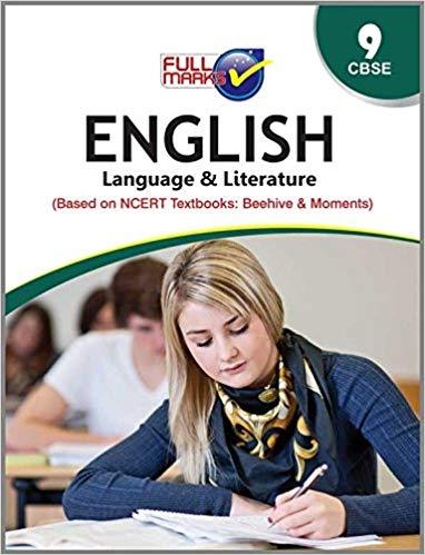 Full Marks -  ENGLISH (Language & Literature) - 9             (2019 - 2020)    CBSE - bookmarshal.com