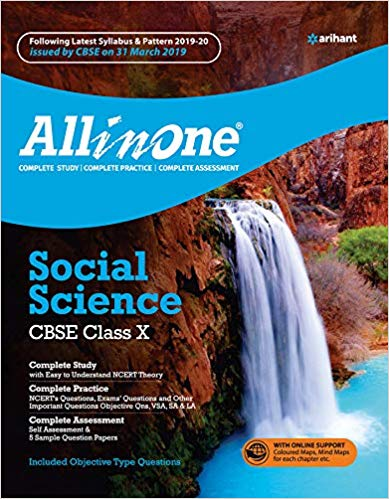 All in One  - SOCIAL SCIENCE - 10                  (2019 - 2020) - bookmarshal.com