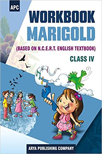 APC - Marigold (English) - 4th          WORKBOOK - 2020 (Based on NCERTs) - bookmarshal.com
