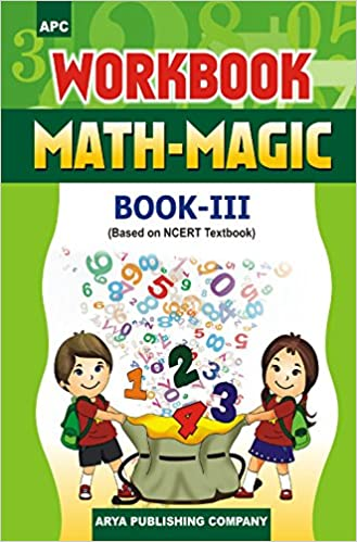 APC - Math-Magic (maths) - 3rd          WORKBOOK - 2020 (Based on NCERTs) - bookmarshal.com