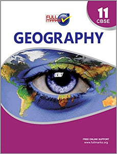 Full Marks -  GEOGRAPHY  - 11             (2019 - 2020)    CBSE - bookmarshal.com