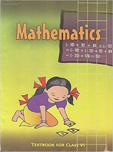 Mathematics - 6          NCERT - bookmarshal.com