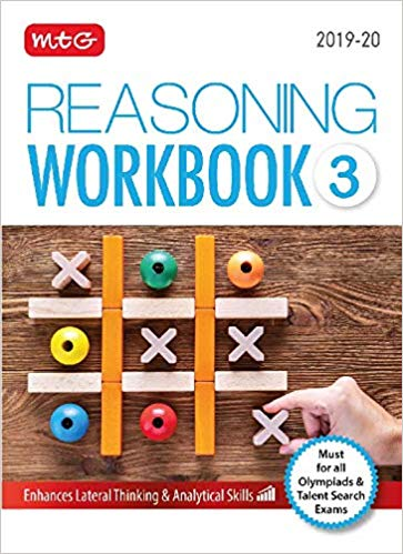 Olympiad Reasoning Work Book  - Class 3               (2019 - 2020) - bookmarshal.com