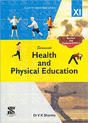 Health and Physical Education  - 11  Saraswati                   (2019 - 2020) - bookmarshal.com