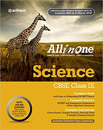 All in One  - SCIENCE - 9                  (2019 - 2020) - bookmarshal.com
