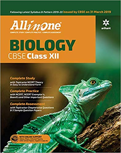 All in One  - BIOLOGY - 12                  (2019 - 2020) - bookmarshal.com