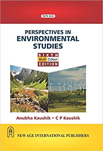 Perspectives in Environmental Studies             2019 Edition - bookmarshal.com