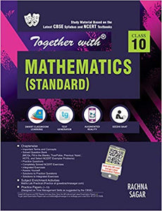 Together with  - MATHEMATICS (standard) Study Material - 10                  (2019 - 2020) - bookmarshal.com