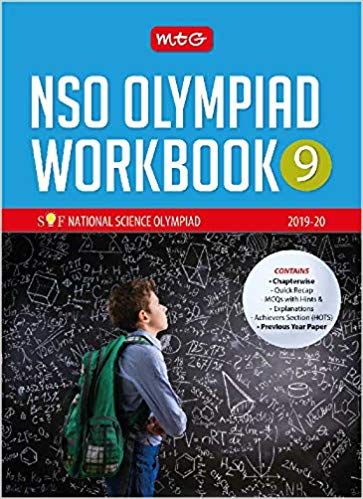 National Science Olympiad Work Book (NSO) - Class 9               (2019 - 2020) - bookmarshal.com