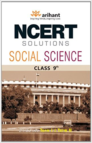 CBSE NCERT Solutions - Social Science for Class 9 for 2019 - 20 - bookmarshal.com