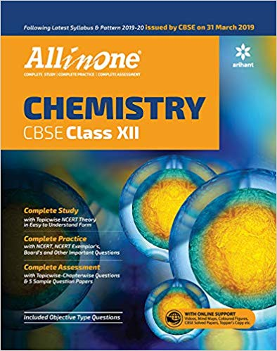 All in One  - CHEMISTRY - 12                  (2019 - 2020) - bookmarshal.com