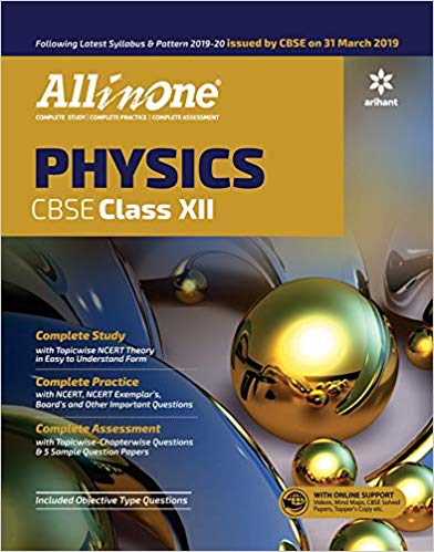 All in One  - PHYSICS - 12                  (2019 - 2020) - bookmarshal.com
