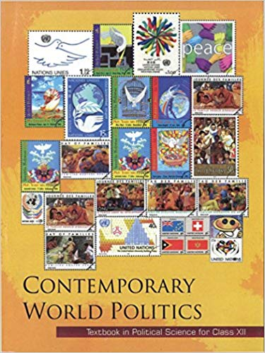 Contemporary World Politics - Textbook in Political Science for Class - 12            2019      CBSE - bookmarshal.com