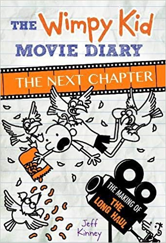 Diary of a Wimpy Kid : Movie Diary (The Next Chapter) - bookmarshal.com