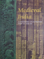 MEDIEVAL INDIA -  Old Ncert History Textbook By Satish Chandra - bookmarshal.com