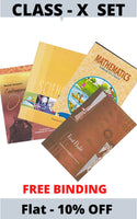NCERT COMPLETE BOOKS SET FOR CLASS -10 (ENGLISH MEDIUM)         2020      CBSE - bookmarshal.com
