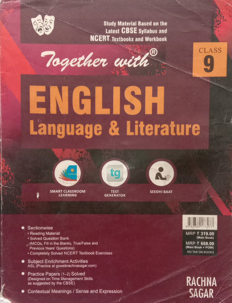 Second Hand - English - 9  Together With