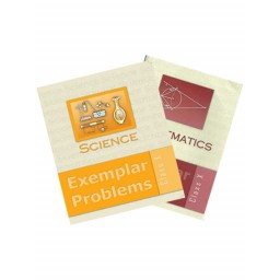 NCERT Exemplers Maths + Science For CLASS -10 (ENGLISH MEDIUM)         2019      CBSE - bookmarshal.com