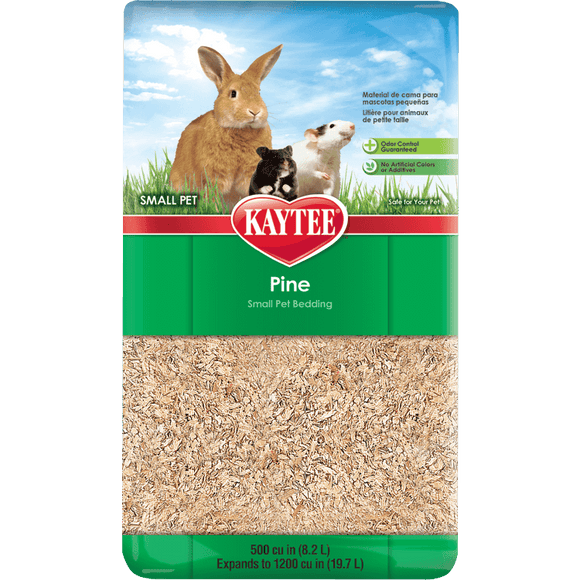 Kaytee Pine Small Pet Bedding, 1200 cu in