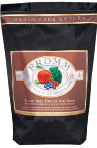 Fromm Game Bird Recipe Grain Free Dry Dog Food
