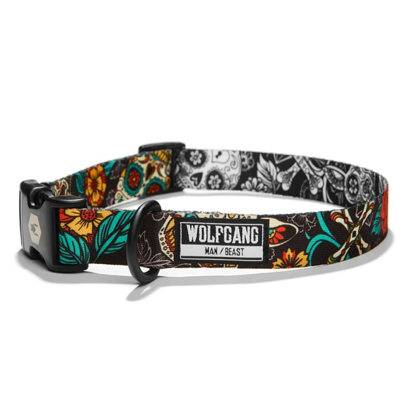 Wolfgang LosMuertos Dog Collar