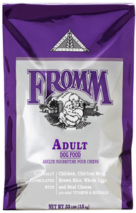 Fromm Family Classic Adult Formula Dry Dog Food 33lb