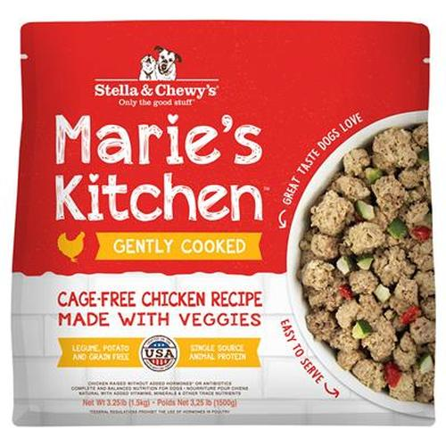 Stella&Chewy's Marie's Kitchen Chicken Formula 3.5lb