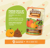Weruva Pumpkin Patch Up! Dog & Cat Food Supplement Pouches