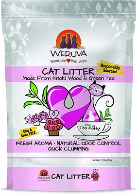 Weruva Tea Potty Litter 6.7lbs