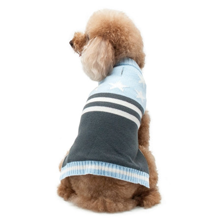 Dogo PPawer Star & Stripe Sweater