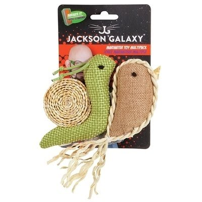 Jackson Galaxy Marinater Toy Multipack