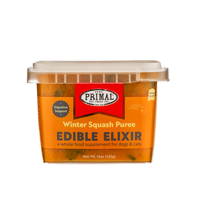 Primal Edible Elixir Winter Squash Pureé 16oz