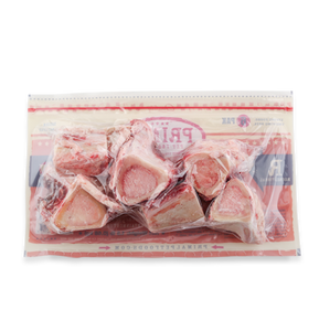 PRIMAL DOG BEEF MARROW BONE FROZEN 6/2""